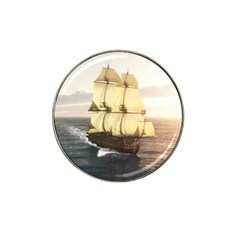 French Warship Golf Ball Marker 10 Pack (for Hat Clip)