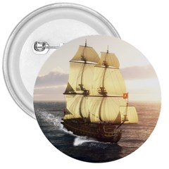French Warship 3  Button