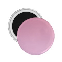 Puce To Pink Lace Gradient 2 25  Button Magnet