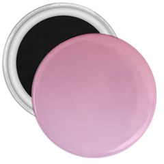 Puce To Pink Lace Gradient 3  Button Magnet