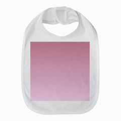 Puce To Pink Lace Gradient Bib