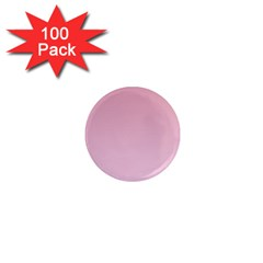 Puce To Pink Lace Gradient 1  Mini Button Magnet (100 pack)