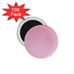 Puce To Pink Lace Gradient 1 75  Button Magnet (100 Pack)