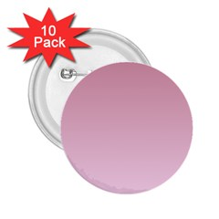 Puce To Pink Lace Gradient 2.25  Button (10 pack)