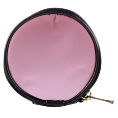 Puce To Pink Lace Gradient Mini Makeup Case