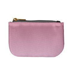 Puce To Pink Lace Gradient Coin Change Purse