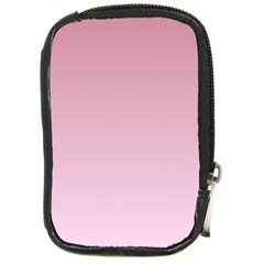 Puce To Pink Lace Gradient Compact Camera Leather Case