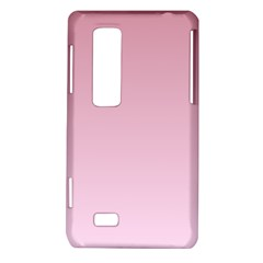 Puce To Pink Lace Gradient LG Optimus 3D P920 / Thrill 4G P925 Hardshell Case