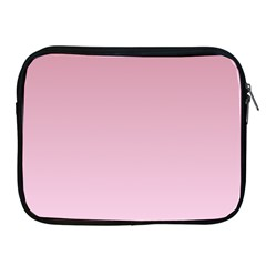 Puce To Pink Lace Gradient Apple Ipad 2/3/4 Zipper Case