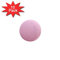 Pink Lace To Puce Gradient 1  Mini Button Magnet (10 pack)