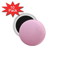 Pink Lace To Puce Gradient 1.75  Button Magnet (10 pack)