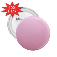 Pink Lace To Puce Gradient 2 25  Button (100 Pack)
