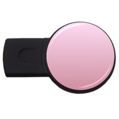 Pink Lace To Puce Gradient 2GB USB Flash Drive (Round)