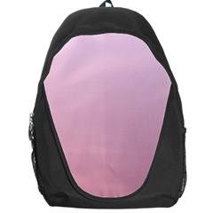 Pink Lace To Puce Gradient Backpack Bag