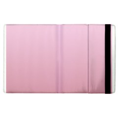 Pink Lace To Puce Gradient Apple iPad 3/4 Flip Case
