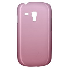 Pink Lace To Puce Gradient Samsung Galaxy S3 MINI I8190 Hardshell Case