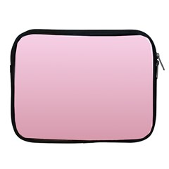 Pink Lace To Puce Gradient Apple Ipad 2/3/4 Zipper Case