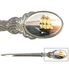 French Warship Letter Opener
