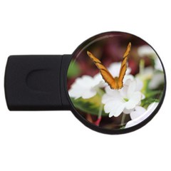 Butterfly 159 4gb Usb Flash Drive (round)