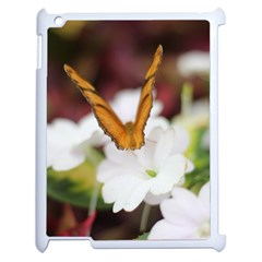 Butterfly 159 Apple iPad 2 Case (White)