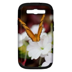 Butterfly 159 Samsung Galaxy S III Hardshell Case (PC+Silicone)