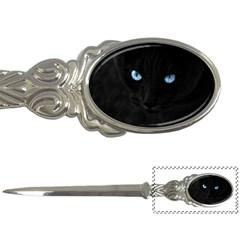 Black Cat Letter Opener