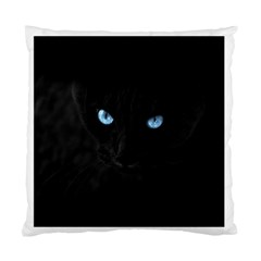 Black Cat Cushion Case (Two Sides)