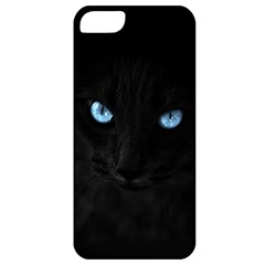 Black Cat Apple iPhone 5 Classic Hardshell Case