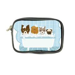Dogs in Bath Coin Purse