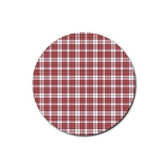 Buchanan Tartan Drink Coasters 4 Pack (Round)