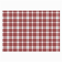 Buchanan Tartan Glasses Cloth (large, Two Sided)