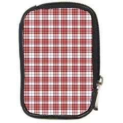 Buchanan Tartan Compact Camera Leather Case