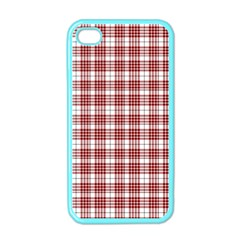 Buchanan Tartan Apple iPhone 4 Case (Color)