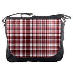 Buchanan Tartan Messenger Bag