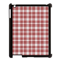 Buchanan Tartan Apple iPad 3/4 Case (Black)