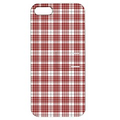 Buchanan Tartan Apple Iphone 5 Hardshell Case With Stand