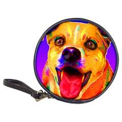 Happy Dog Cd Wallet