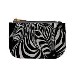 Zebra Coin Change Purse