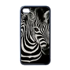 Zebra Apple iPhone 4 Case (Black)