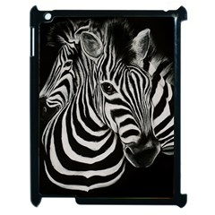 Zebra Apple iPad 2 Case (Black)