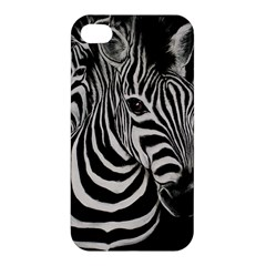 Zebra Apple Iphone 4/4s Premium Hardshell Case