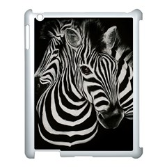 Zebra Apple iPad 3/4 Case (White)