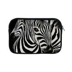 Zebra Apple Ipad Mini Zipper Case