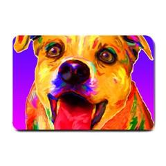 Happy Dog Small Door Mat