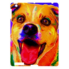 Happy Dog Apple iPad 3/4 Hardshell Case