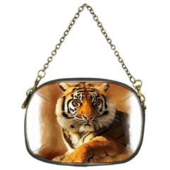 Tiger Chain Purse (Two Side)
