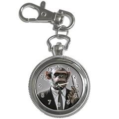 Monkey Business Key Chain & Watch