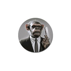 Monkey Business Golf Ball Marker 10 Pack