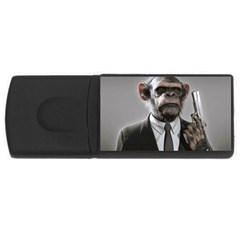 Monkey Business 2GB USB Flash Drive (Rectangle)