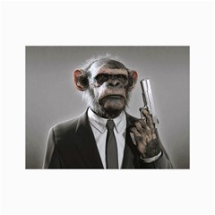 Monkey Business Canvas 24  x 36  (Unframed)